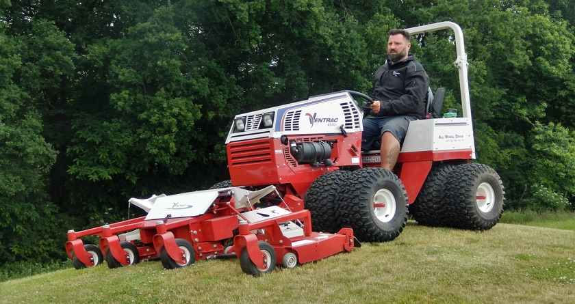 Price Turfcare return to SALTEX
