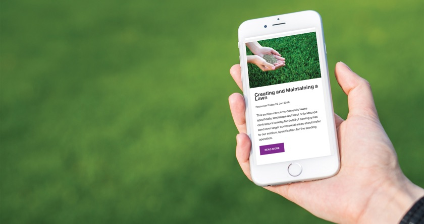 New amenity website from Germinal