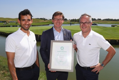 Le Golf National retains accolade