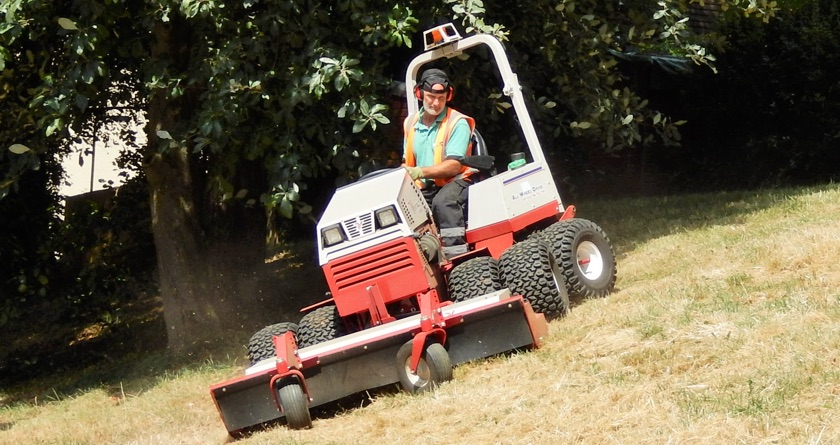 Northampton's helping hand from Ventrac