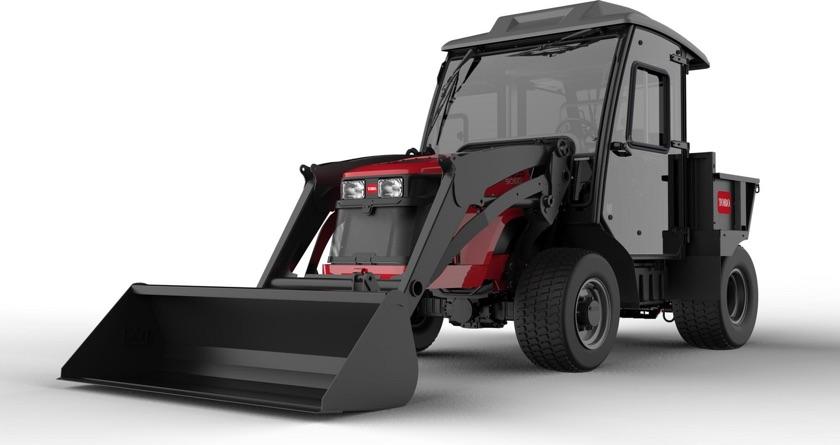 Reesink's new Toro machines for SALTEX