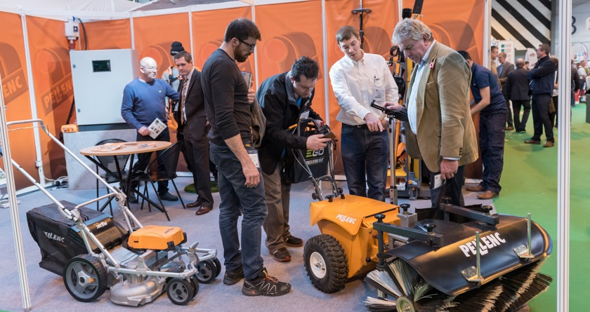 Pellenc choose SALTEX to launch new tools