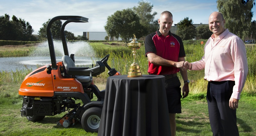 Ipswich GC's new deal with Ransomes