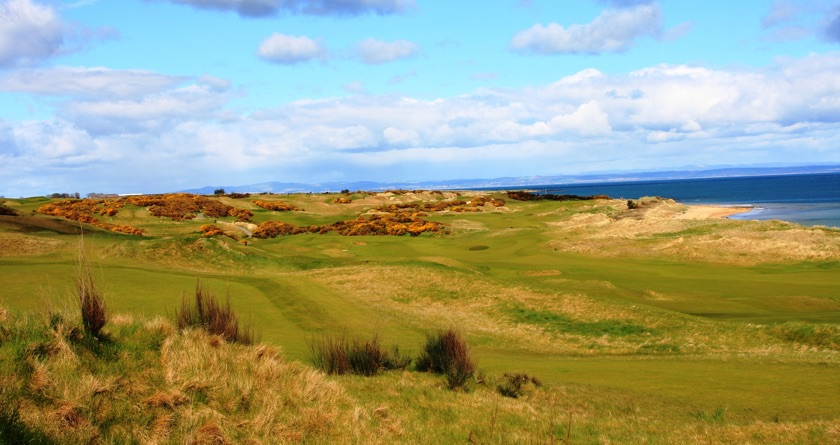 Invigorator crucial for Kingsbarns golf
