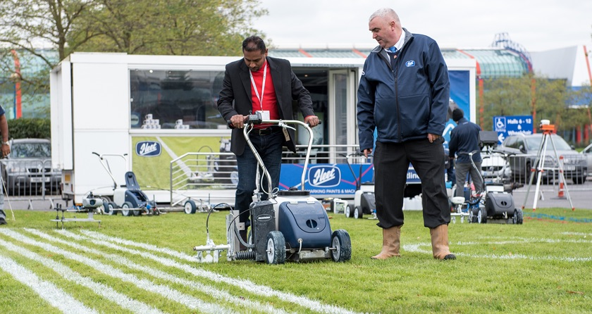 Sell out for SALTEX pre-reg and demos