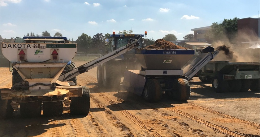 Cleveland Land Services doubles drainage