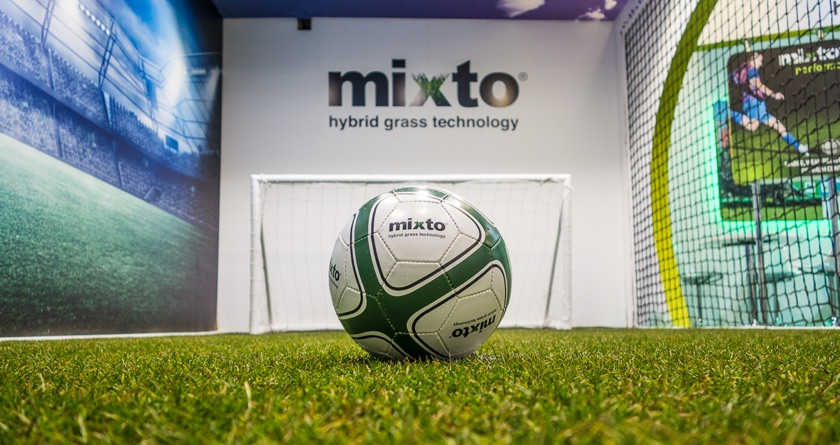 idverde brings Mixto hybrid to SALTEX