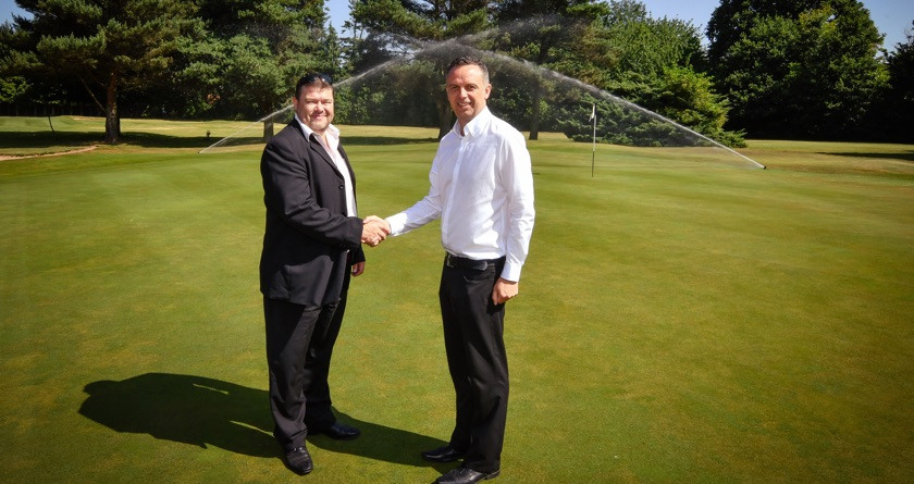 Reesink financed irrigation raises club's profile