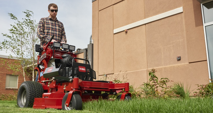 Toro introduces new Grandstand mower