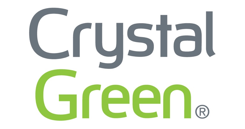 Crystal Green® eco-friendly at SALTEX