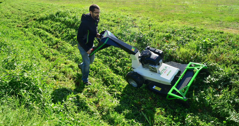 Etesia unveils two Attila brushcutters for 2019