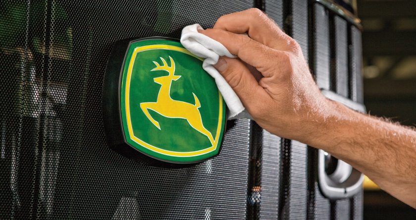 John Deere among the Best Global Brands