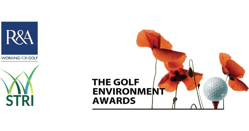 2019 Golf Environment Awards finalists