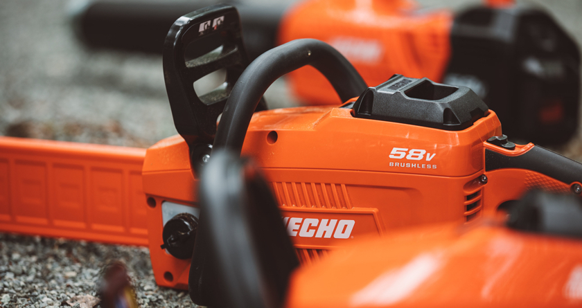 The new ECHO 58V range