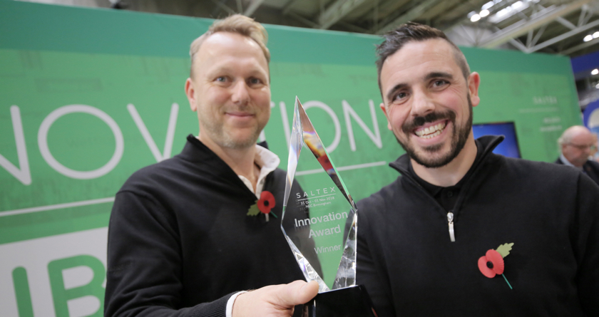 Sherriff Amenity wins SALTEX Innovation Award