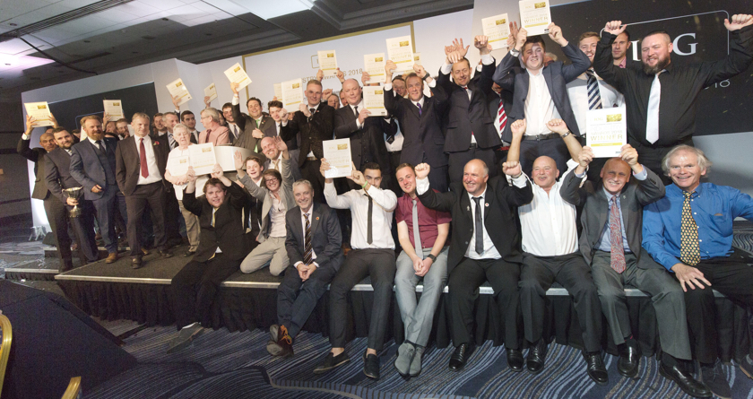 Industry awards celebrate best in business