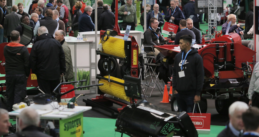 SALTEX shapes future of groundscare