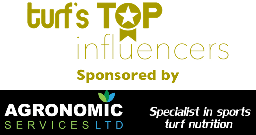 Nominate now for 2018 Top Turf Influencer Award