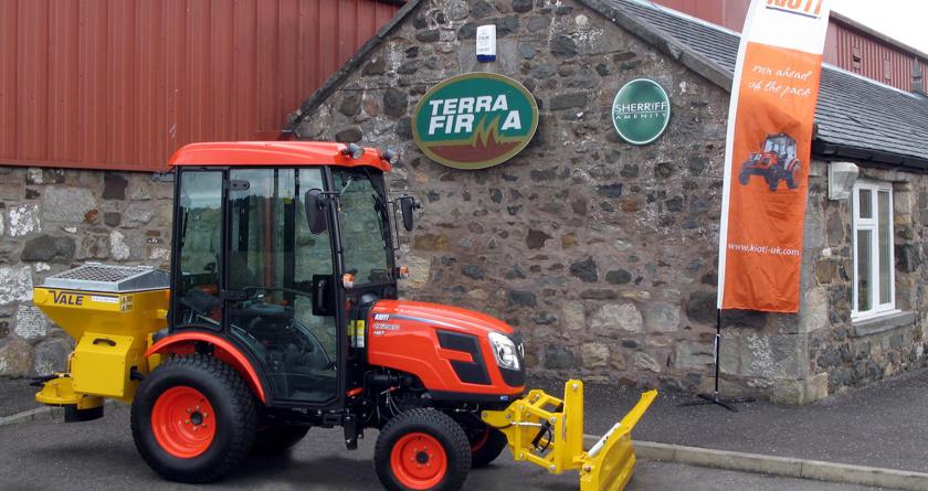 Terra Firma expands machinery portfolio
