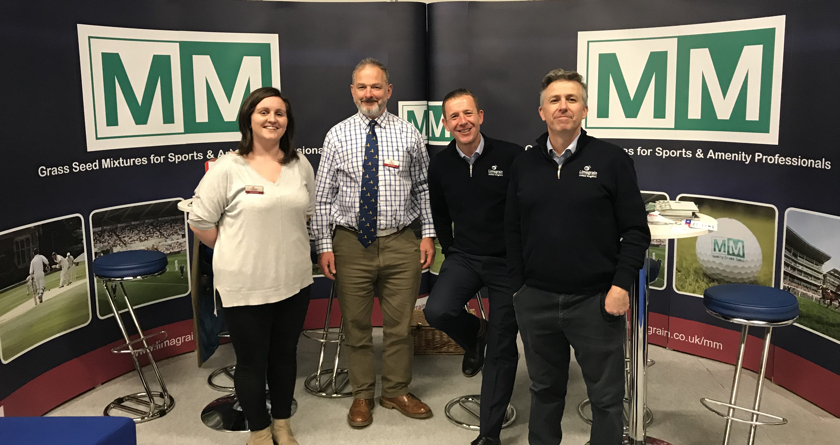 Improve your course with Limagrain UK