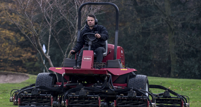 Toro instrumental in golf course renovations