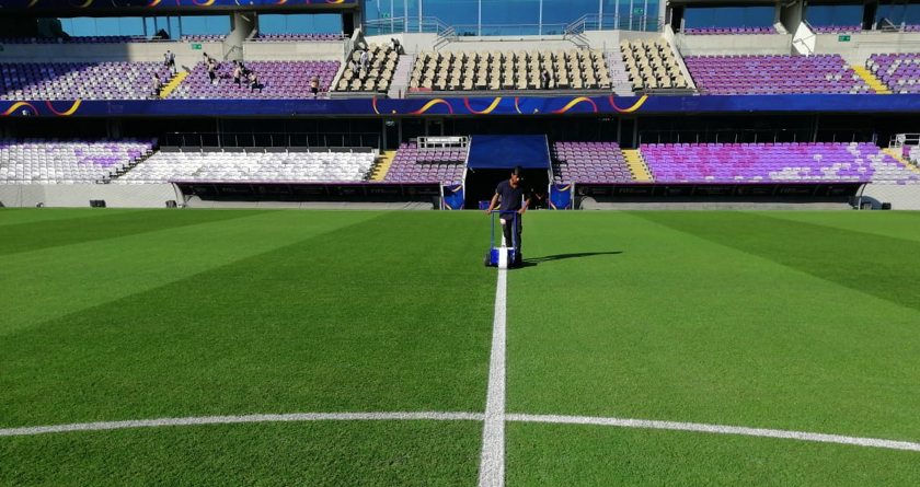 SIS Pitches to install hybrid turf for UAE World Cup