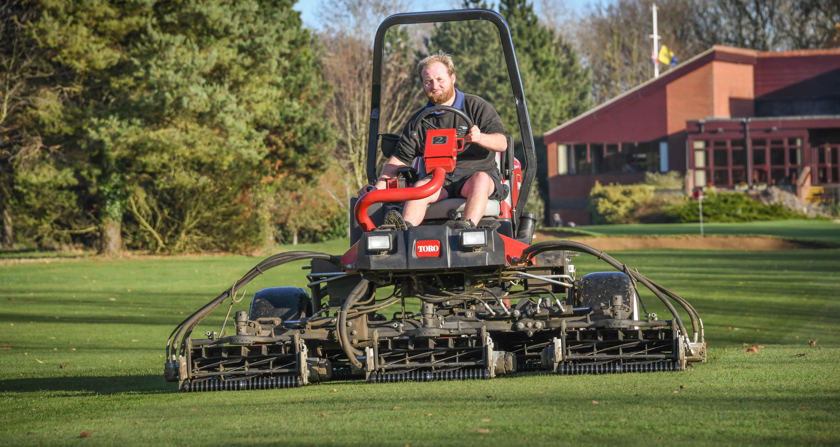 Toro reliability for Rookery Park