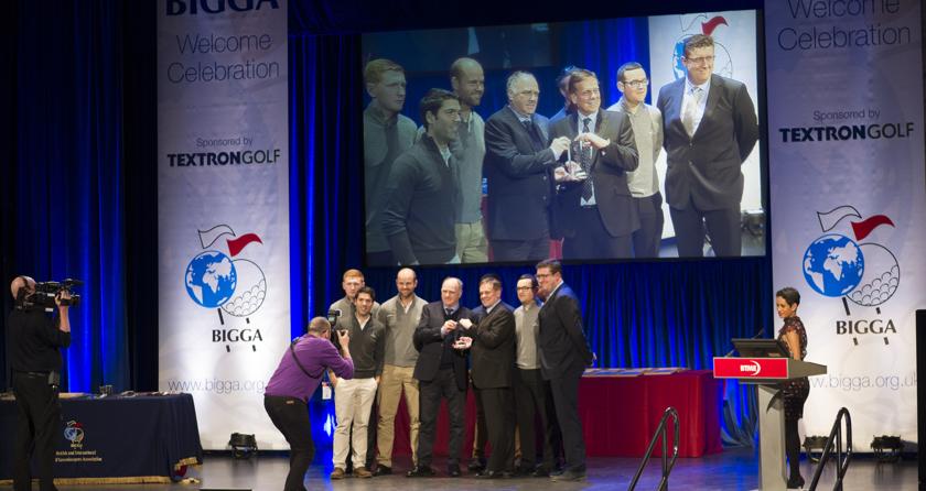 The finalists of the BIGGA Awards 2019