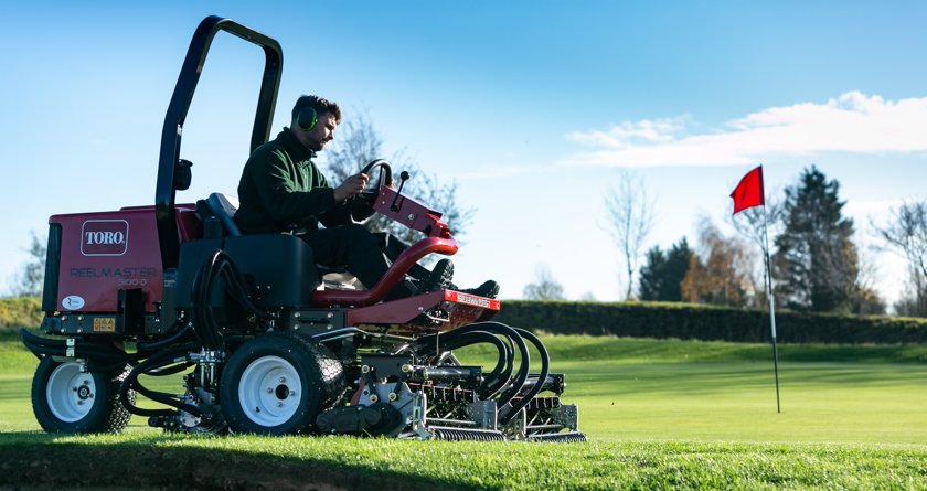 Toro is the future for mid Kent GC