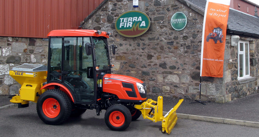 Terra Firma expands machinery portfolio