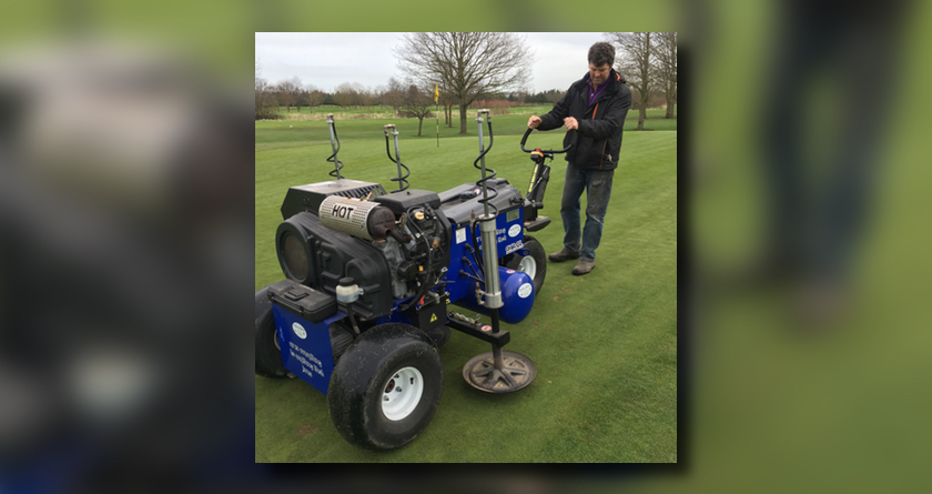 Campey to reveal new machines at BTME