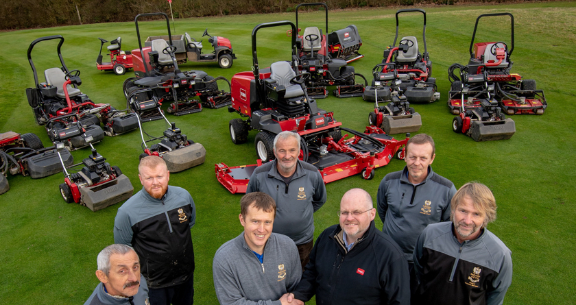 Premier service healthy for Bedfordshire GC
