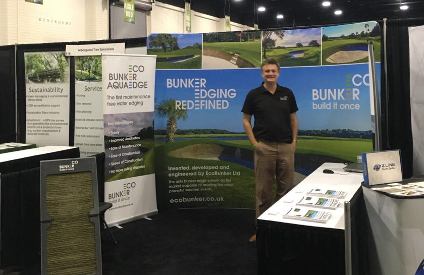 Busy trade show period for EcoBunker
