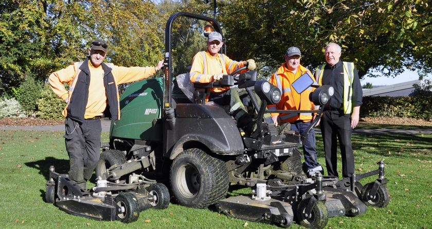 Amber Valley's long relationship with Ransomes