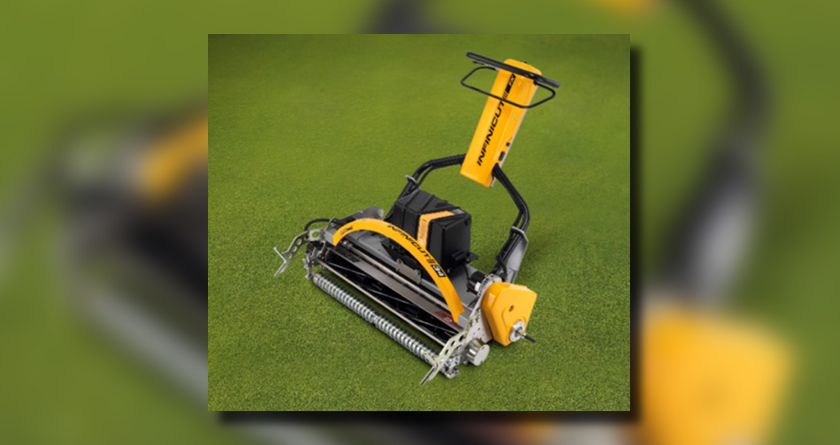 INFINICUT FX mower launched