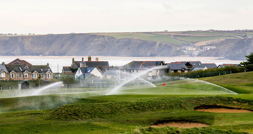 Switch to Toro brings improvements at Newquay GC