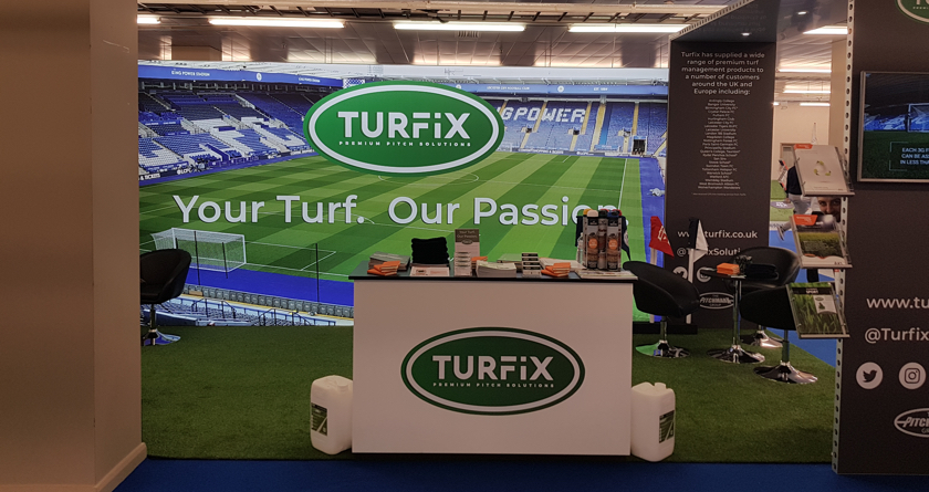 Turfix successfully launched at BTME