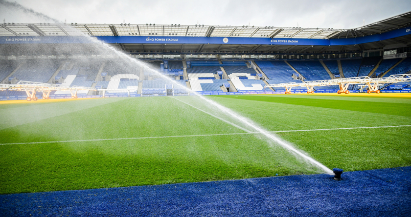 Leicester FC tackle irrigation with Toro