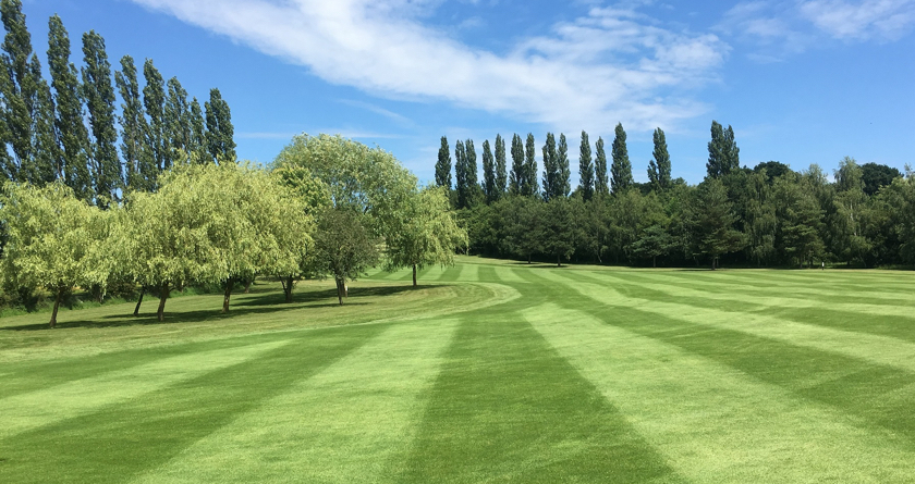 Headland delivers strong fairways at Abridge GC