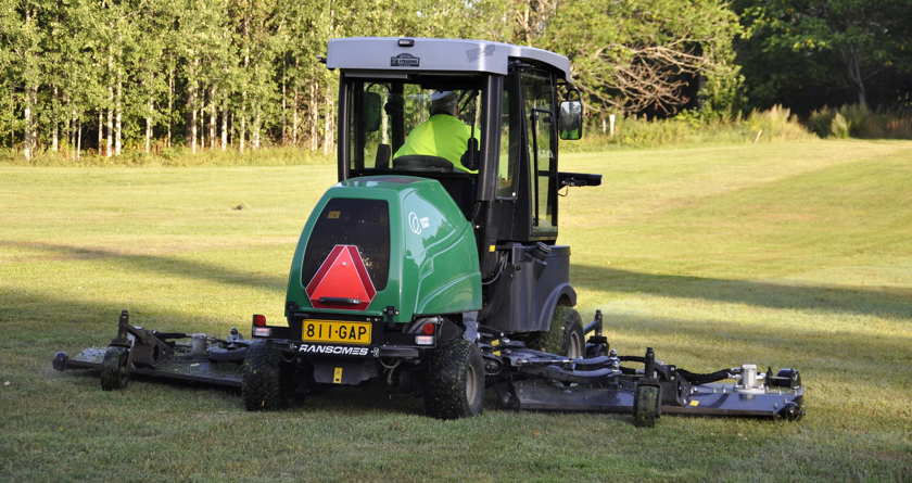 Ransomes chosen for City of Espoo