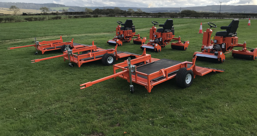 Salsco greens rollers a timesaver for RAC