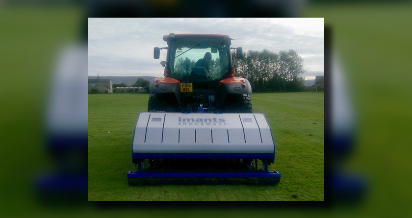 Game on with Imants ShockWave