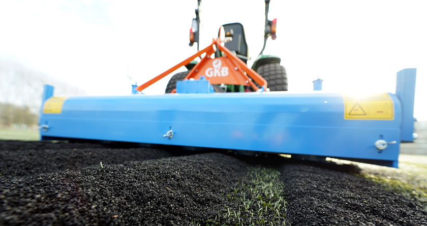 GKB tick all the boxes on artificial turf