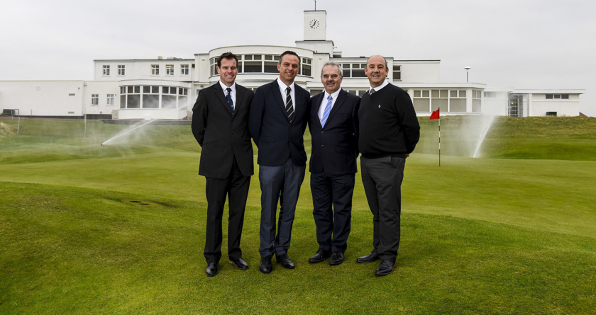 Toro saves 25% water at Royal Birkdale GC