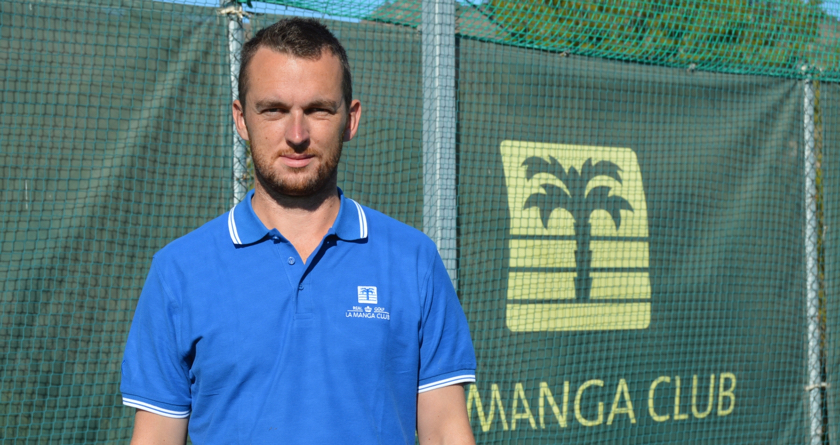 Antell bowled over by new La Manga job