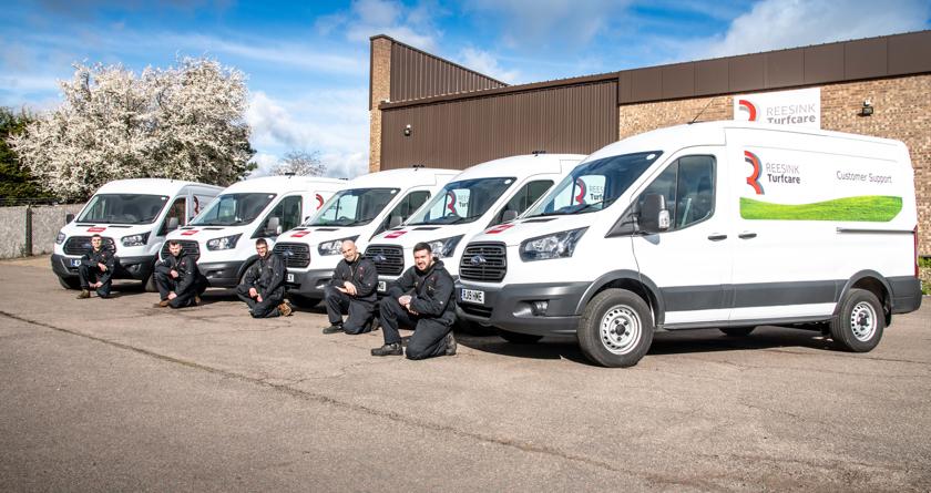 Growth sees Reesink invest in fleet of vans