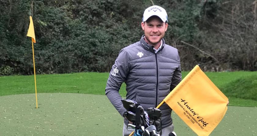 Danny Willett challenges Huxley Golf