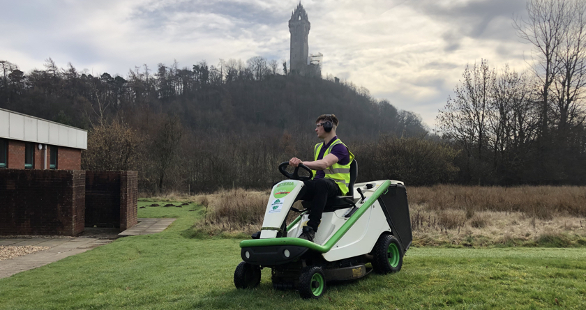 Etesia Hydro 80 is an all-round performer