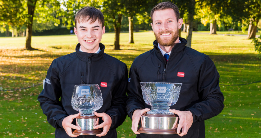 Toro Student Greenkeeper of the Year Awards