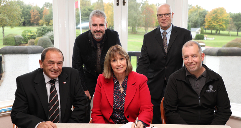 Second signing for Toro at Trentham